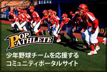 少年野球チームを応援するコミュニティポータルサイト